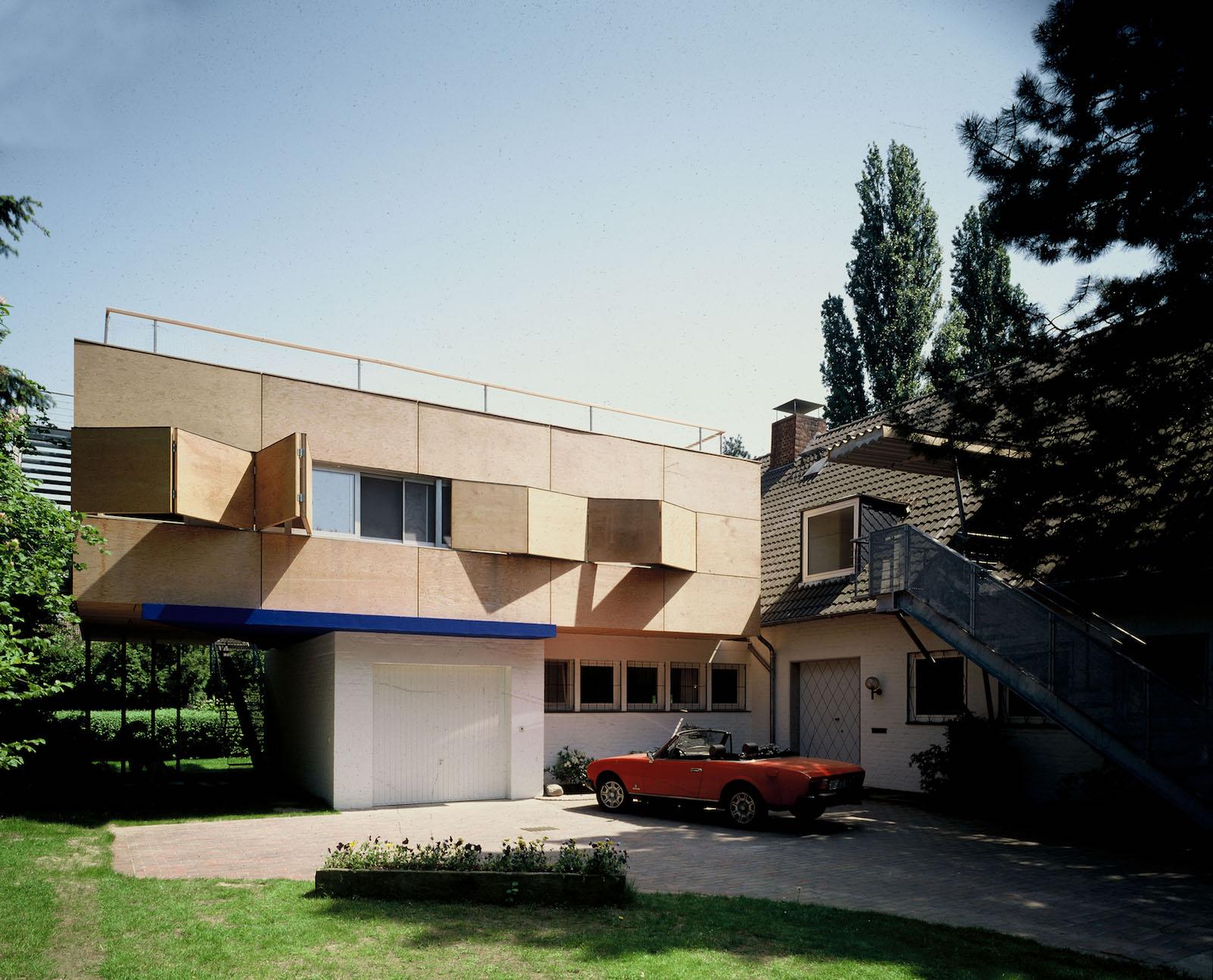 Einfamilienhaus The Eagle, Braunschweig