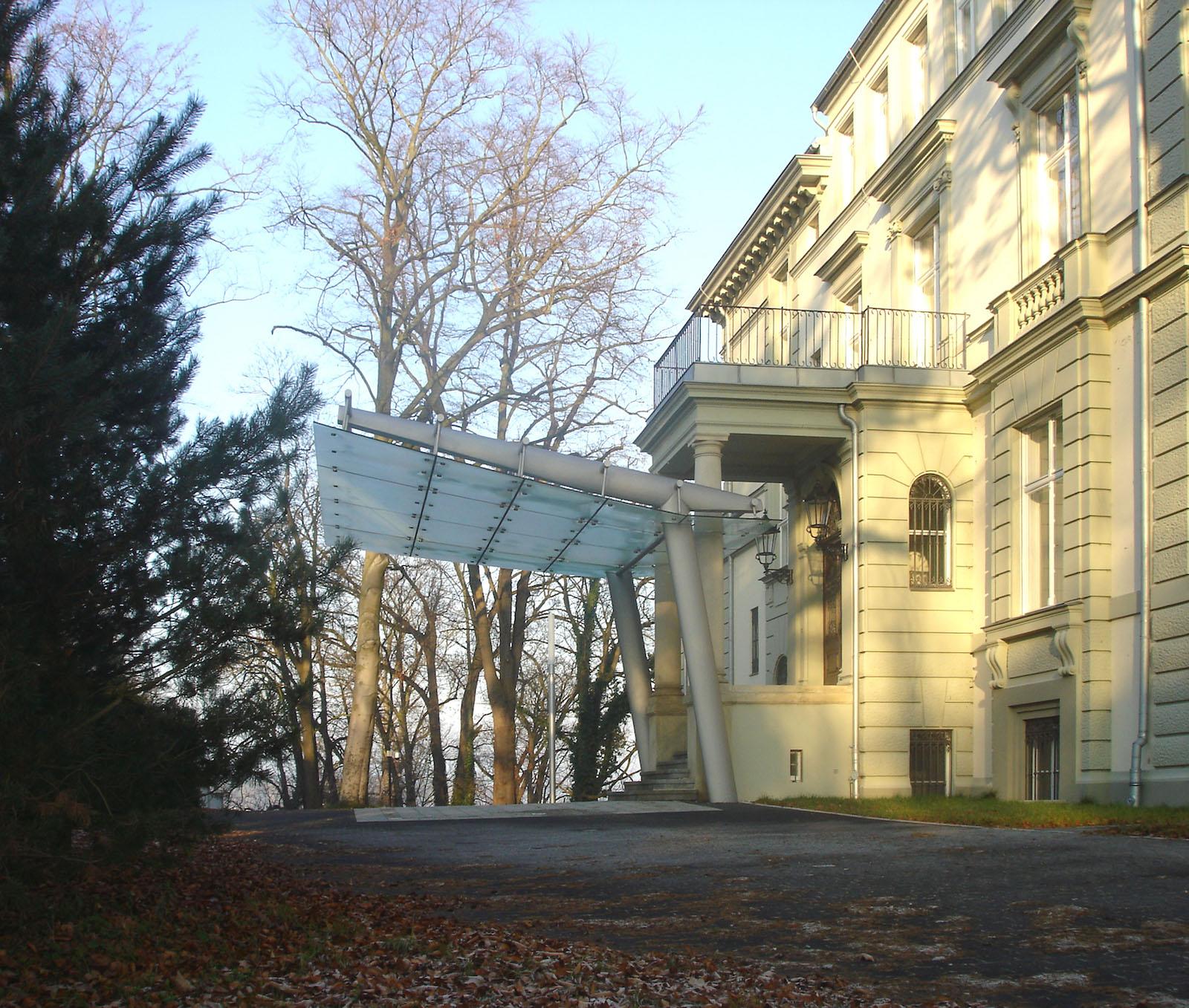 Residenz der Botschaft Königreich Saudi-Arabien, Berlin