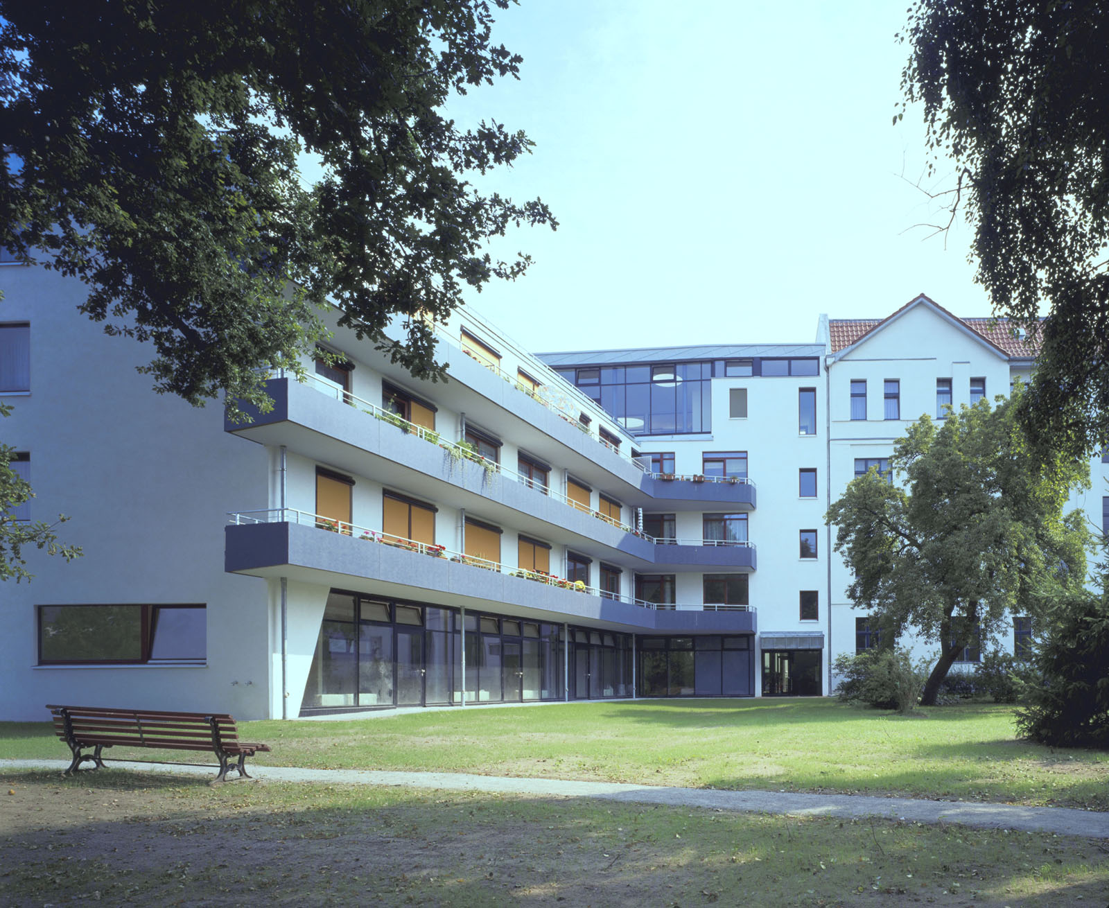 Seniorenzentrum 3, Berlin-Pankow