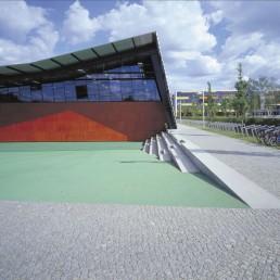 Dreifeld-Sporthalle Rudower Felder, Berlin