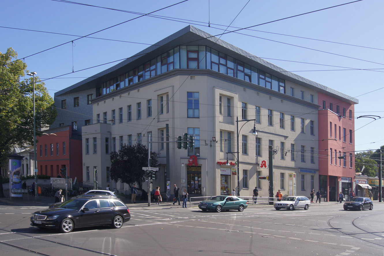 Fachärztezentrum, Berlin-Pankow