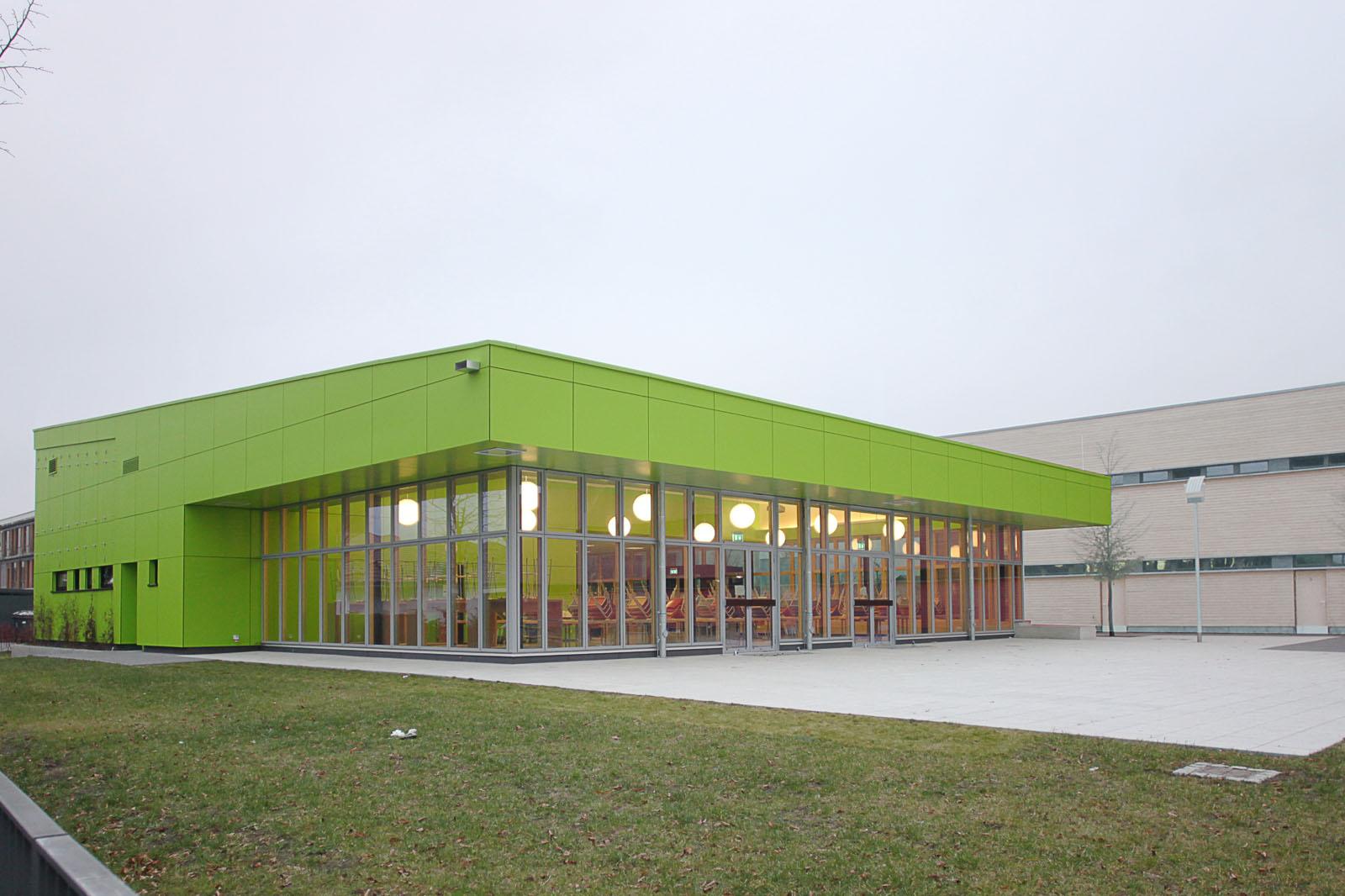 Mensa Hans-Carossa-Gymnasium, Berlin