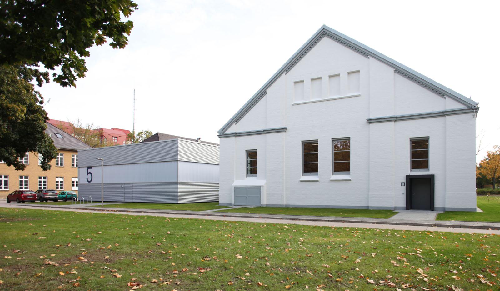 Sporthallen Polizeiakademie Berlin
