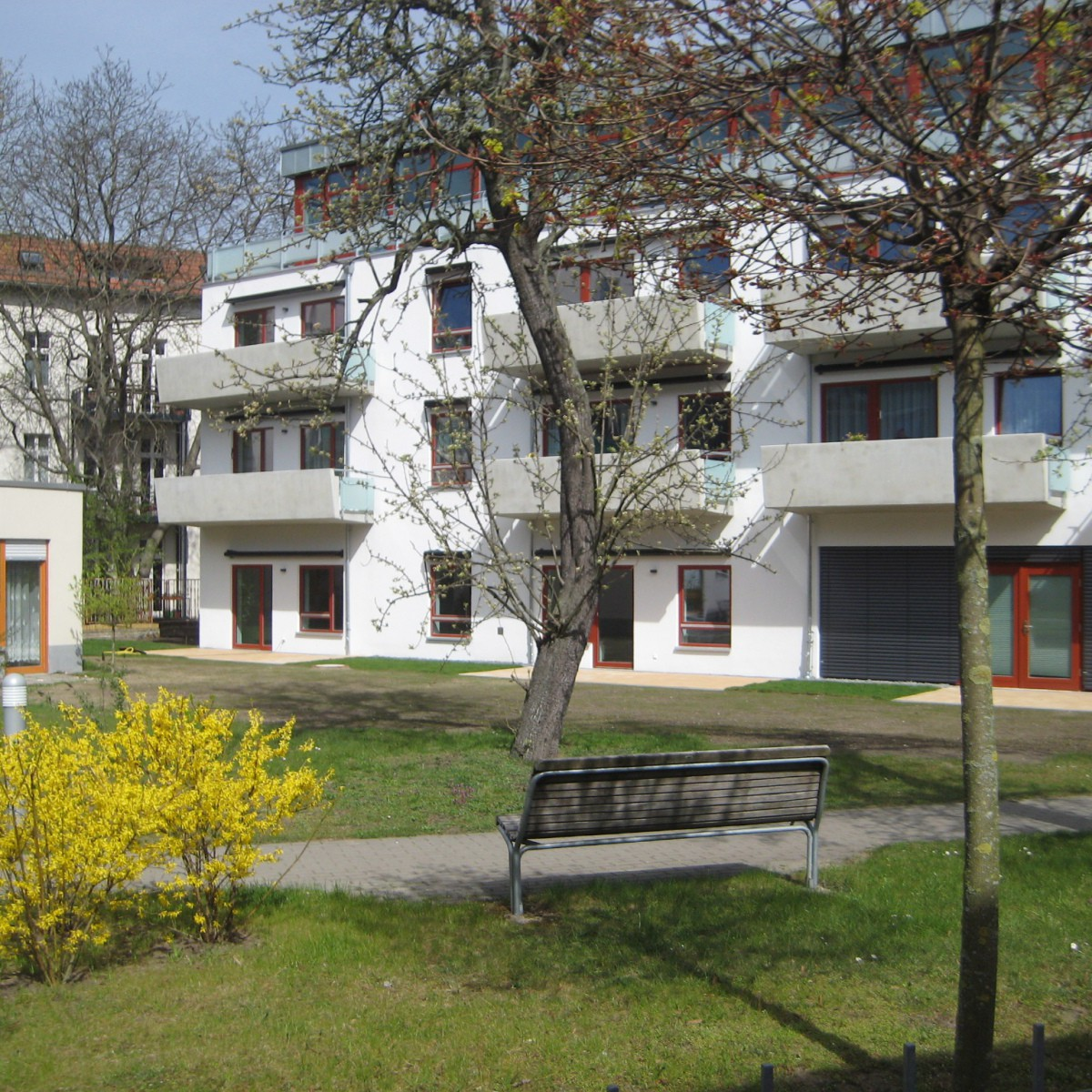 Seniorenzentrum 6, Berlin-Pankow