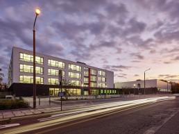 Fünfzügiges Gymnasium, Telemannstraße Leipzig