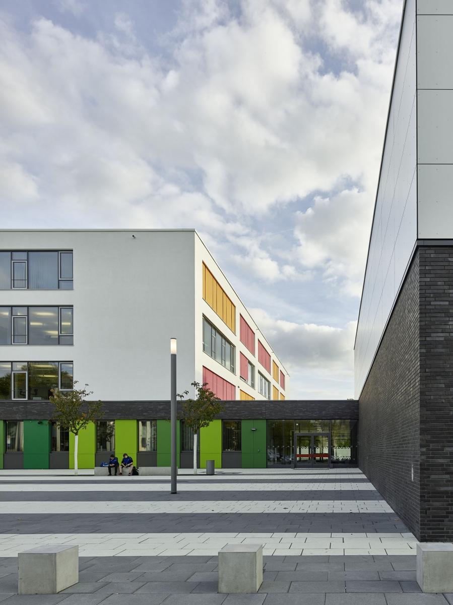 Fünfzügiges Gymnasium, Telemannstraße Leipzig_OK695-870