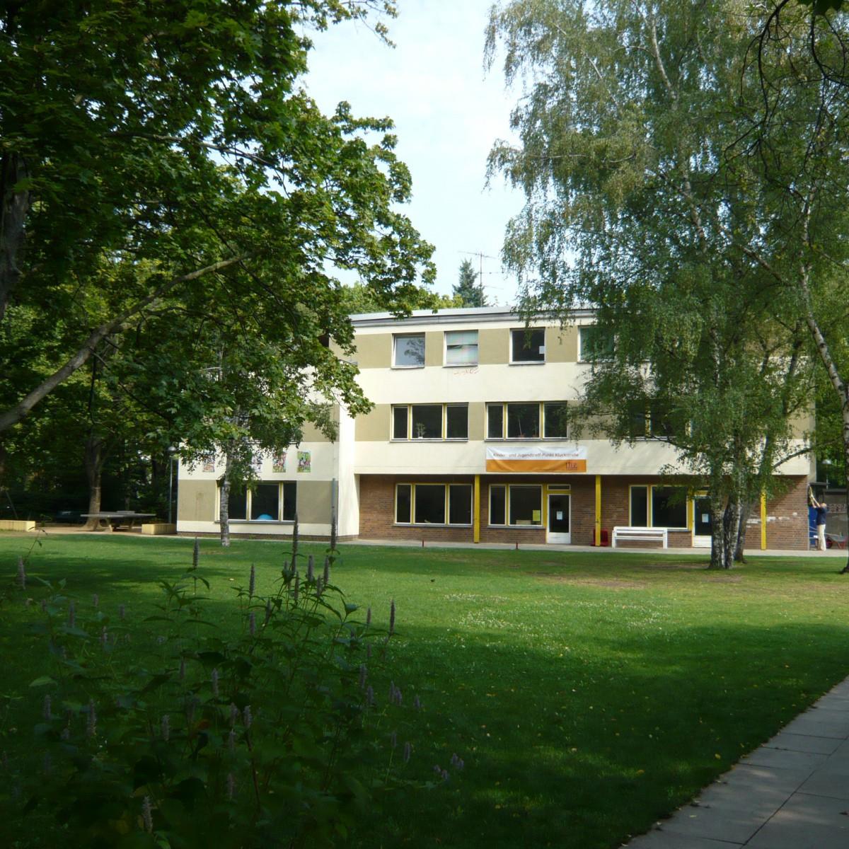 Jugendzentrum FIPP e.V. Kluckstrasse, Berlin