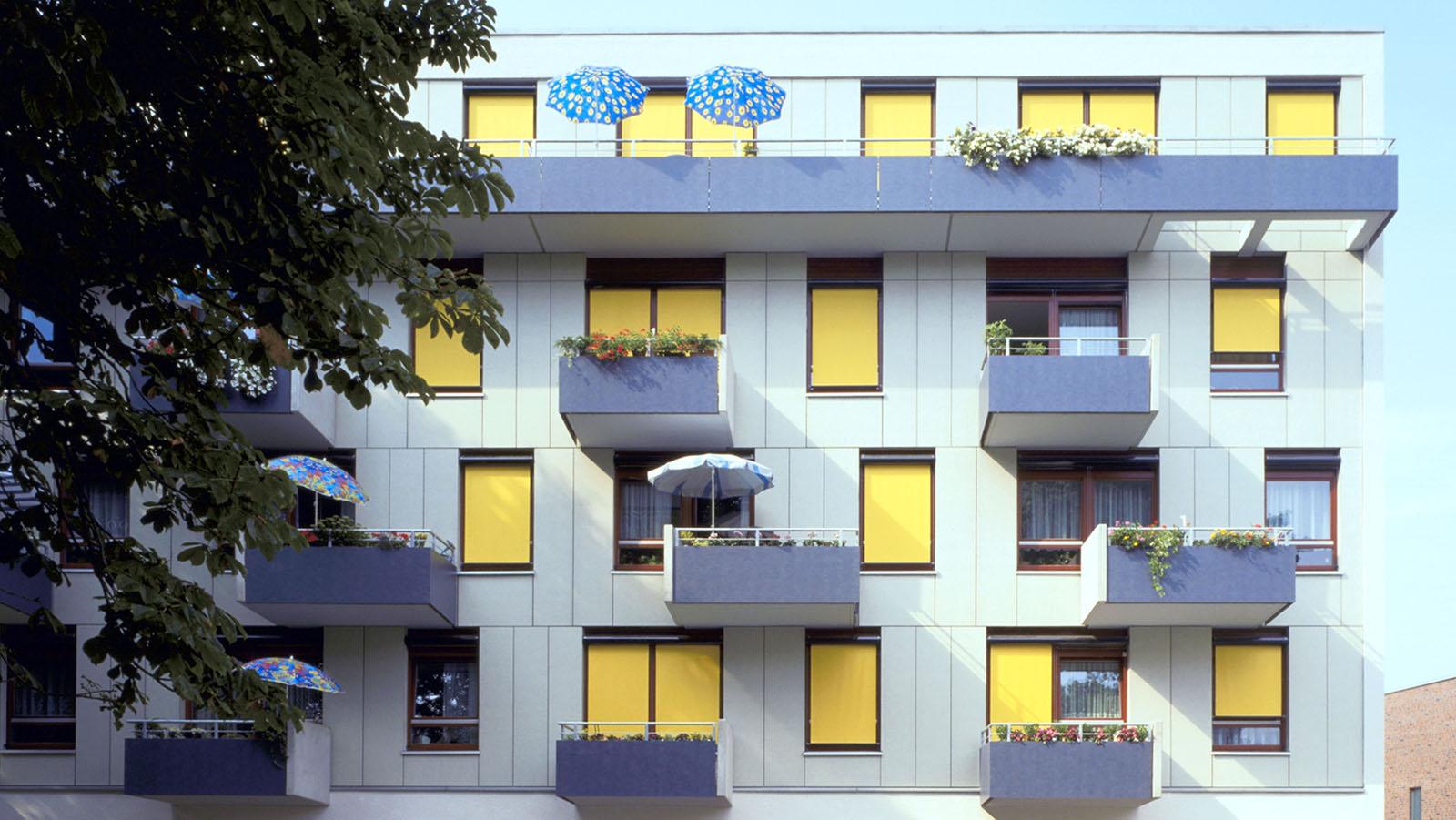 Seniorenzentrum, Berlin-Pankow