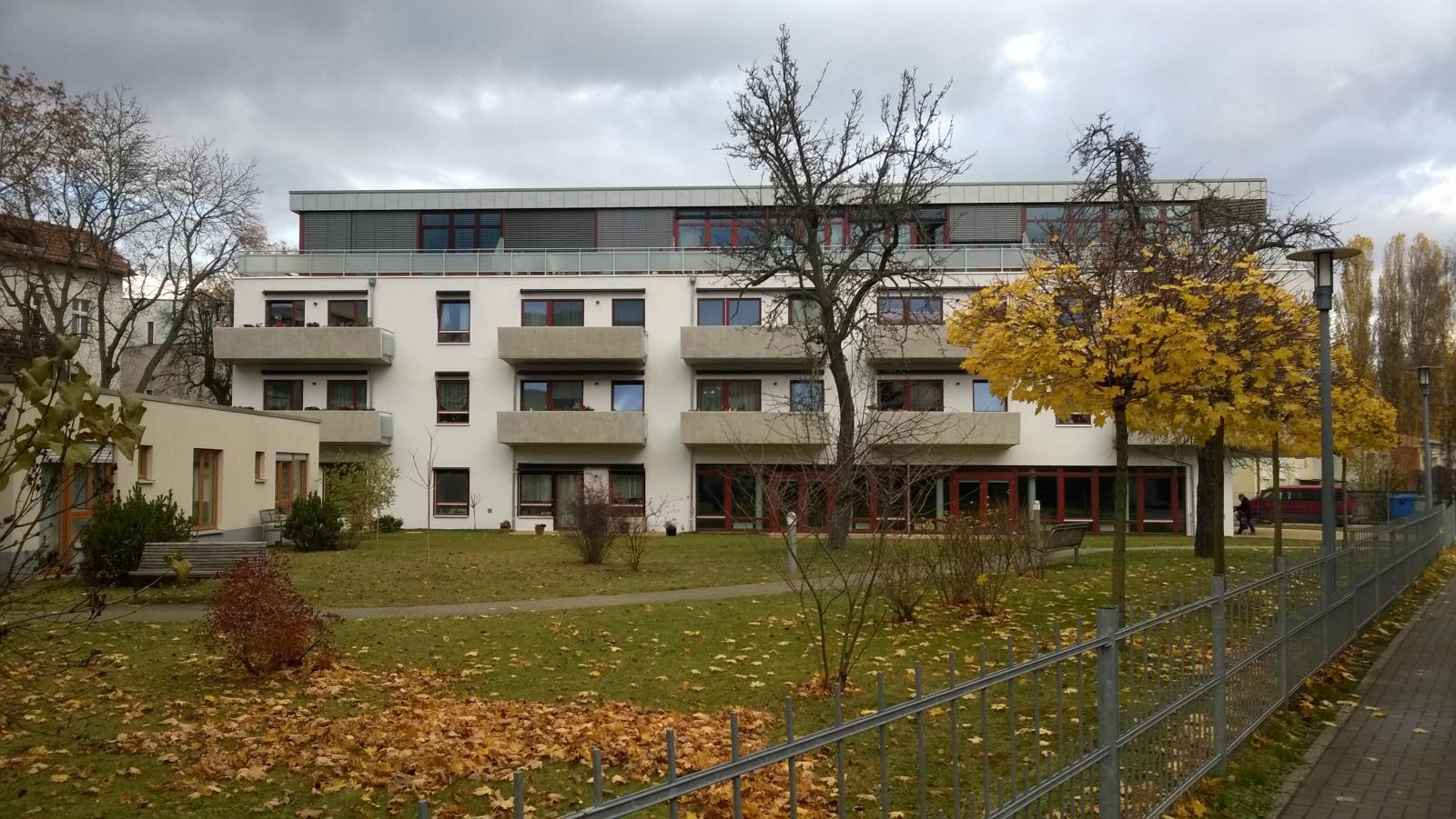 Seniorenzentrum 6, Berlin-Pankow